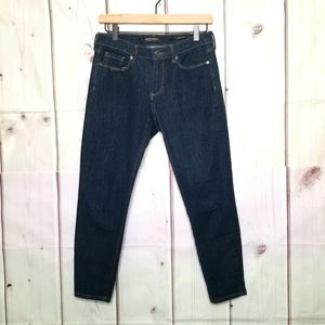 Banana Republic Skinny Crop Jeans Size 28P